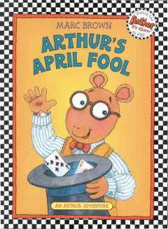Arthur's April fool cover image