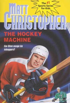 The hockey machine cover image