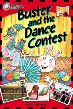 Buster and the dance contest cover image