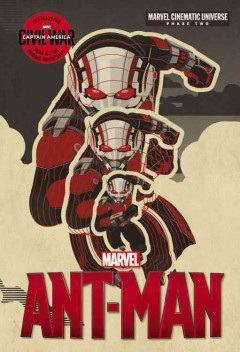 Marvel Ant-man cover image