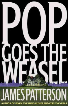Pop goes the weasel cover image