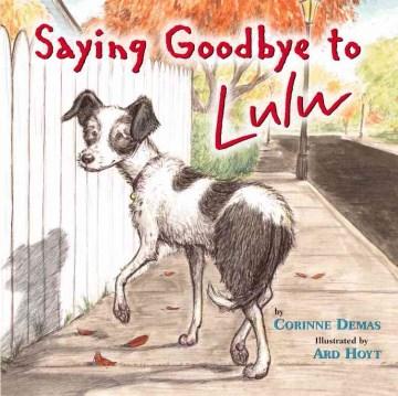 Saying goodbye to Lulu cover image