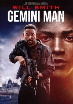 Gemini man cover image