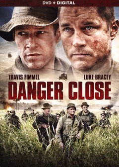 Danger close cover image