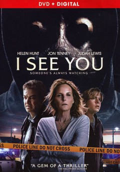 I see you cover image