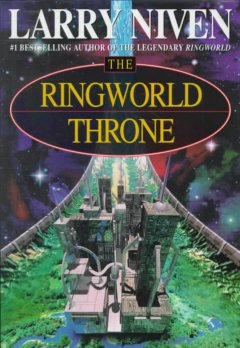 The Ringworld throne cover image