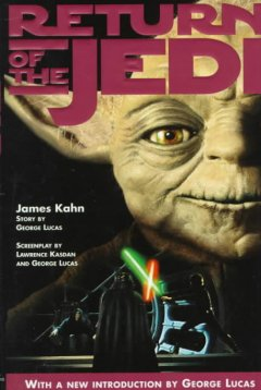 Star wars. Return of the Jedi cover image