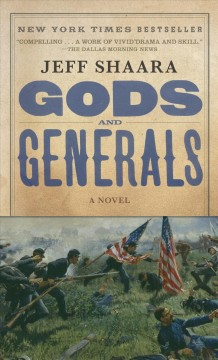 Gods and generals cover image