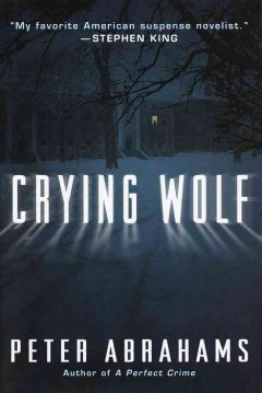 Crying wolf cover image
