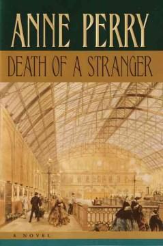 Death of a stranger cover image