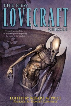 The new Lovecraft circle cover image