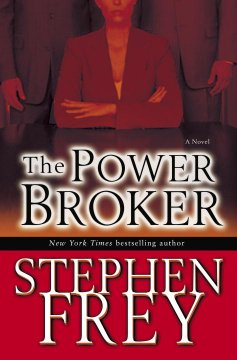 The power broker cover image