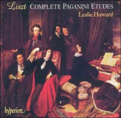 The complete solo piano music. 48 the complete Paganini études cover image