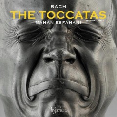 The toccatas cover image