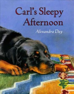 Carl's sleepy afternoon cover image