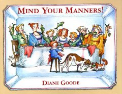 Mind your manners! cover image