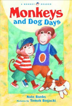 Monkeys and dog days cover image
