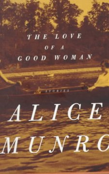 The love of a good woman cover image
