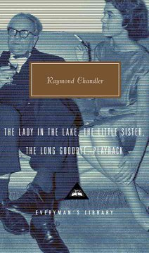 The lady in the lake ; The little sister ; The long goodbye ; Playback cover image