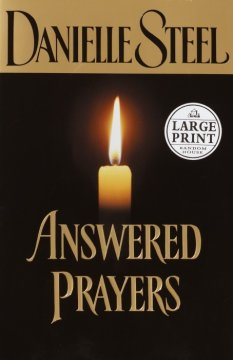 Answered prayers cover image