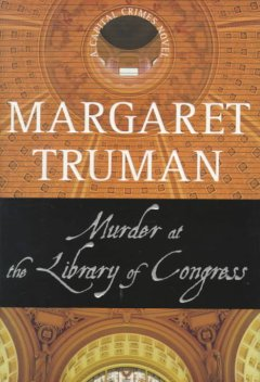 Murder at the Library of Congress cover image