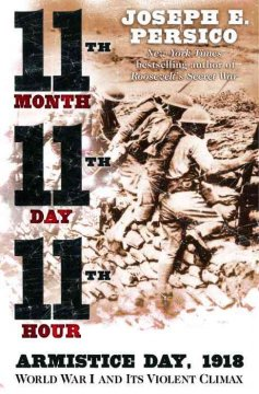 Eleventh month, eleventh day, eleventh hour : Armistice Day, 1918 : World War I and its violent climax cover image