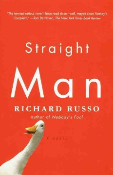 Straight man cover image
