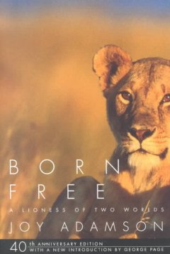 Born free : a lioness of two worlds cover image