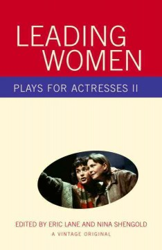Leading women : plays for actresses II cover image