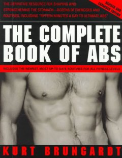 The complete book of abs cover image