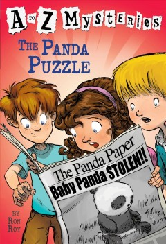 The panda puzzle cover image