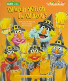 Which witch is which? cover image