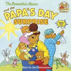 The Berenstain Bears and the Papa's day surprise cover image