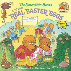 The Berenstain bears and the real Easter eggs cover image
