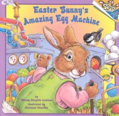 Easter Bunny's amazing egg machine cover image