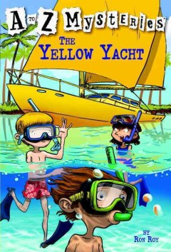 The yellow yacht cover image