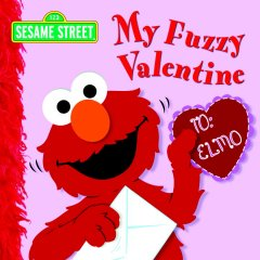 My fuzzy Valentine cover image