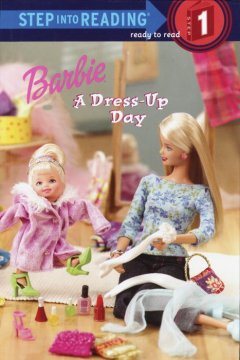 Barbie : a dress-up day cover image