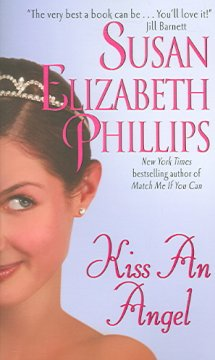 Kiss an angel cover image