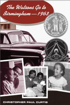The Watsons go to Birmingham--1963 cover image