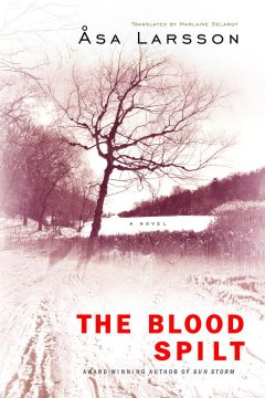 The blood spilt cover image