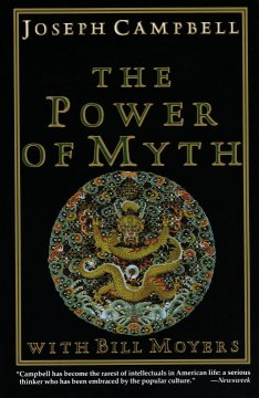 The power of myth cover image