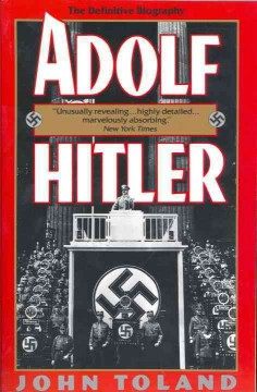 Adolf Hitler cover image