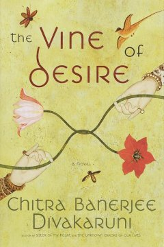 The vine of desire cover image