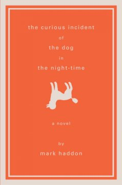 The curious incident of the dog in the night-time cover image