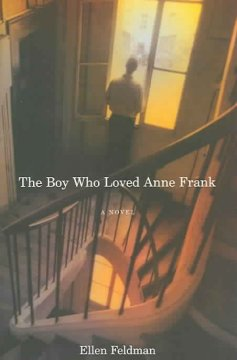 The boy who loved Anne Frank cover image