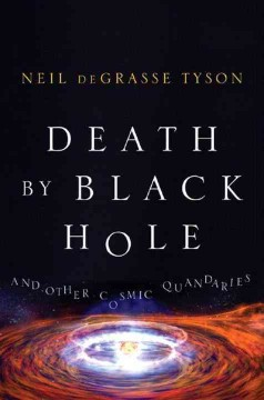 Death by black hole : and other cosmic quandaries cover image