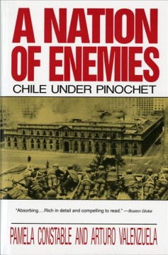 A nation of enemies : Chile under Pinochet cover image