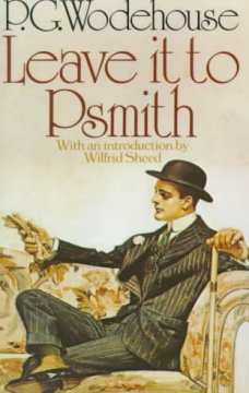 Leave it to Psmith cover image
