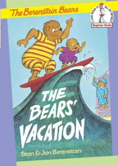 The bears' vacation cover image